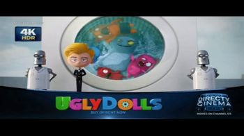 DIRECTV Cinema TV Spot, \'Ugly Dolls\'