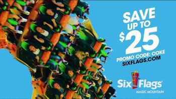 Six Flags Magic Mountain TV Spot, 'Find Your Thrill: Twisted Colossus: Save $25' - Thumbnail 6
