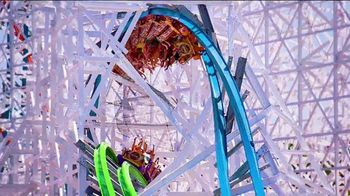 Six Flags Magic Mountain TV Spot, 'Find Your Thrill: Twisted Colossus: Save $25' - Thumbnail 2