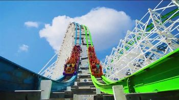 Six Flags Magic Mountain TV Spot, 'Find Your Thrill: Twisted Colossus: Save $25' - Thumbnail 3