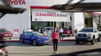 Toyota National Clearance Event TV Spot, 'Duet' [T1] - Thumbnail 7