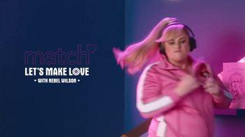Match.com TV Spot, 'Late Night Texts' Featuring Rebel Wilson - Thumbnail 1