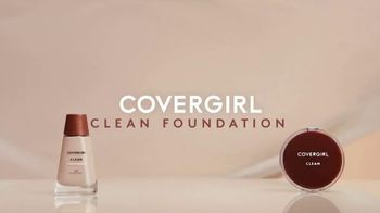CoverGirl Clean Collection TV Spot, 'Breathes With You' - Thumbnail 2