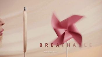 CoverGirl Clean Collection TV Spot, 'Breathes With You' - Thumbnail 6
