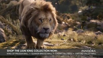 Pandora The Lion King Collection TV Spot, 'Shop the Collection'