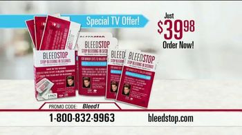 BleedStop TV Spot, 'We've All Been There' - Thumbnail 5