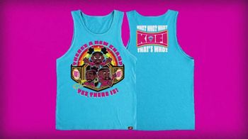 WWE Shop TV Spot, 'Come One, Come All: 50 Percent Off Tees and Tanks' Song by SATV Music - Thumbnail 3