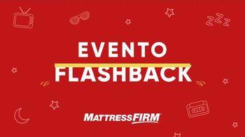 Mattress Firm Evento Flashback TV Spot, 'El año que fuimos fundados: base ajustable' [Spanish] - Thumbnail 1