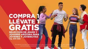 JCPenney Venta de Súper Sábado TV Spot, 'BOGO: jeans, joggers y toallas' [Spanish] - Thumbnail 5