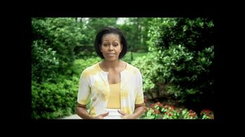 Let's Move TV Spot, 'Healthy Activities: Baseball' Featuring Michelle Obama, Carlos Gonzales