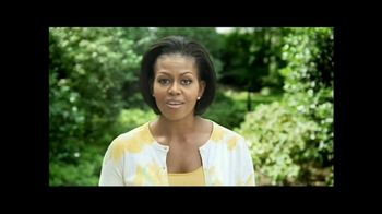 Let's Move TV Spot, 'Healthy Activities: Baseball' Featuring Michelle Obama, Carlos Gonzales - Thumbnail 1