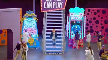Chuck E. Cheese's All You Can Play TV Spot, 'World of Fun' - Thumbnail 2
