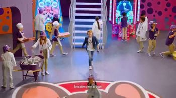 Chuck E. Cheese's All You Can Play TV Spot, 'World of Fun' - Thumbnail 3