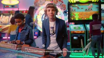 Chuck E. Cheese's All You Can Play TV Spot, 'World of Fun' - Thumbnail 5