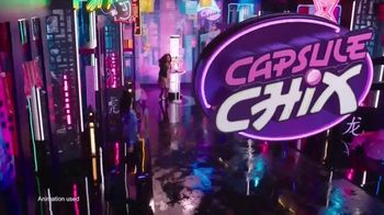 Capsule Chix TV Spot, 'Dial Up Your Style' - Thumbnail 3