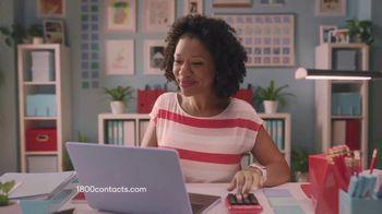 1-800 Contacts TV Spot, 'We See You, Shauna' - Thumbnail 6