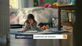 Amazon TV Spot, 'Propósitos para este año escolar: enfréntate al reto' [Spanish]