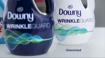 Downy WrinkleGuard TV Spot, 'All Day Wrinkle Protection' - Thumbnail 9
