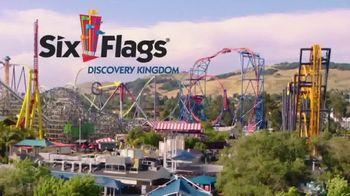 Six Flags Discovery Kingdom TV Spot, 'Batman: The Ride: Save $25'