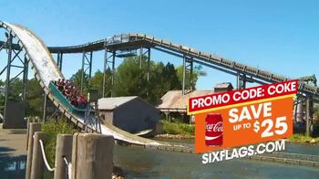 Six Flags Discovery Kingdom TV Spot, 'Batman: The Ride: Save $25' - Thumbnail 8