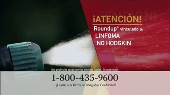 Goldwater Law Firm TV Spot, 'Atención: Linfoma' [Spanish] - Thumbnail 1