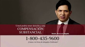 Goldwater Law Firm TV Spot, 'Atención: Linfoma' [Spanish] - Thumbnail 4