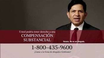 Goldwater Law Firm TV Spot, 'Atención: Linfoma' [Spanish] - Thumbnail 5