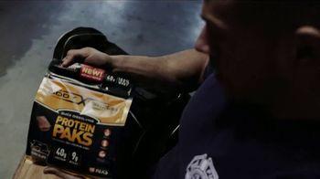 Body Fortress Protein PAKS TV Spot, 'My Body, My Fortress' - Thumbnail 8
