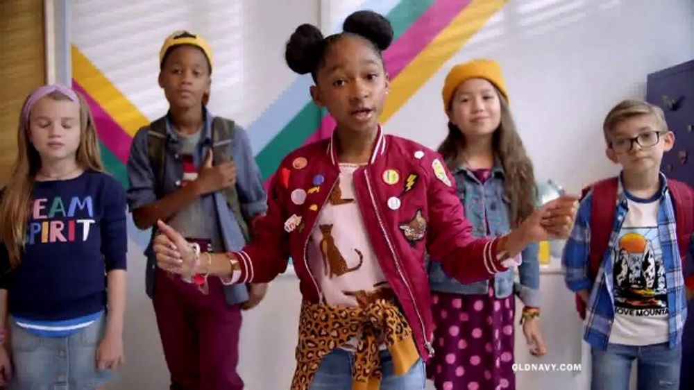 Old Navy TV Commercial, 'Kids & Baby Styles: Principal's Office' - Video