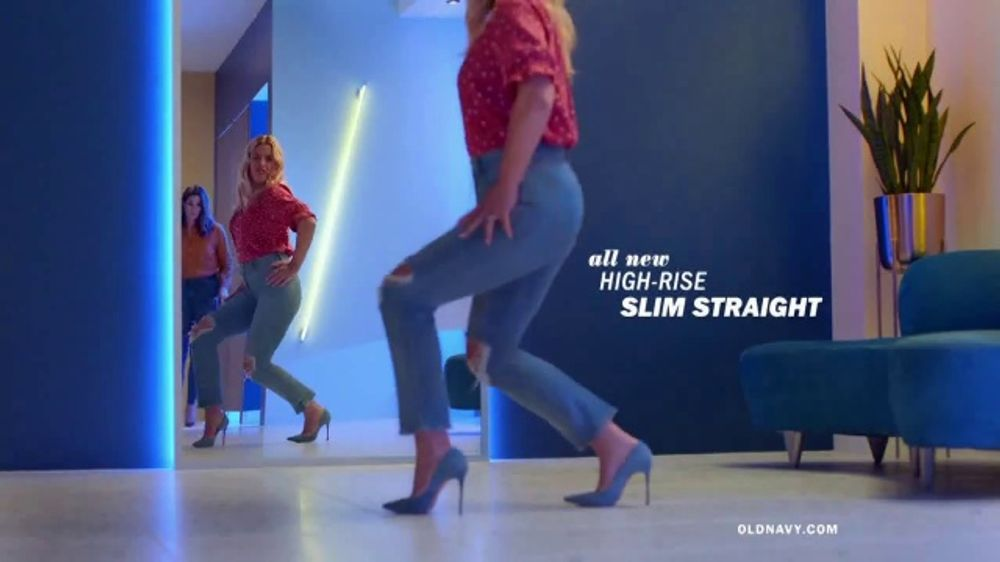 Old Navy TV Commercial, 'Reunion: Jeans' Featuring Busy Philipps