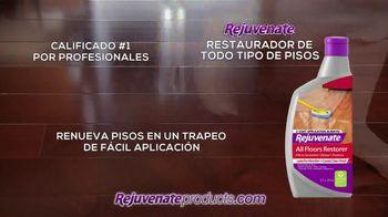 Rejuvenate TV Spot, 'La restauración del hogar' [Spanish]