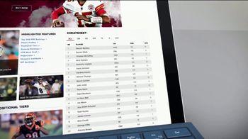 Rotoworld.com TV Spot, 'Dominate Fantasy Football' - Thumbnail 2