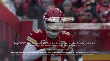 DIRECTV NFL Sunday Ticket TV Spot, 'Ice Bath' Featuring Patrick Mahomes II - Thumbnail 9