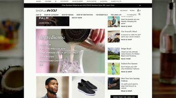 ShopWithGolf.com TV Spot, 'Live the Lifestyle' - Thumbnail 6