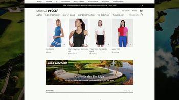 ShopWithGolf.com TV Spot, 'Live the Lifestyle' - Thumbnail 8