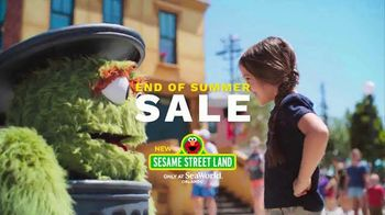 SeaWorld End of Summer Sale TV Spot, 'Amazing Happens: Single-Day Tickets and Fun Card'