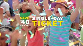 SeaWorld End of Summer Sale TV Spot, 'Amazing Happens: Single-Day Tickets and Fun Card' - Thumbnail 5
