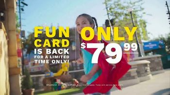 SeaWorld End of Summer Sale TV Spot, 'Amazing Happens: Single-Day Tickets and Fun Card' - Thumbnail 6