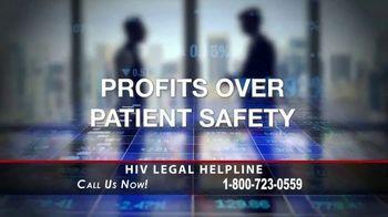 Onder Law Firm TV Spot, 'HIV Legal Helpline'
