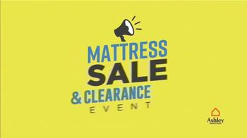 Ashley HomeStore Mattress Sale & Clearance Event TV Spot, 'Up to 50 Percent Off' Song by Midnight Riot - Thumbnail 2