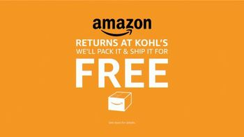 Kohl's TV Spot, 'Activewear and Free Amazon Returns' - Thumbnail 9