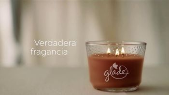 Glade Cashmere Woods TV Spot, 'Florecer' [Spanish] - Thumbnail 6