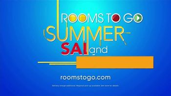 Rooms to Go Summer Sale and Clearance TV Spot, 'Cindy Crawford Dining Room' - Thumbnail 5