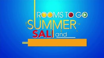 Rooms to Go Summer Sale and Clearance TV Spot, 'Cindy Crawford Dining Room' - Thumbnail 1