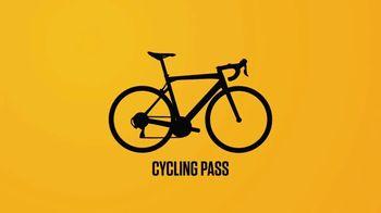 NBC Sports Gold Cycling Pass TV Spot, 'Relive Le Tour' - Thumbnail 2
