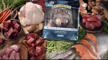 Blue Buffalo BLUE Wilderness TV Spot, 'Feed the Wolf' - Thumbnail 8