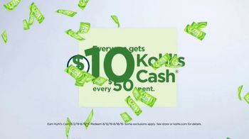 Kohl's TV Spot, 'Back to School Savings: Fitbit and Dyson' - Thumbnail 2