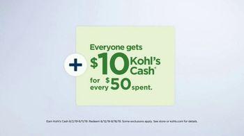 Kohl's TV Spot, 'Back to School Savings: Fitbit and Dyson' - Thumbnail 3