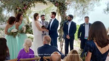 Capital One Venture Card TV Spot, 'Wedding' Featuring Jennifer Garner - Thumbnail 6