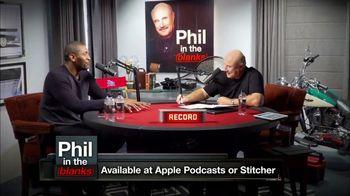 Phil in the Blanks TV Spot, 'Metta World Peace'